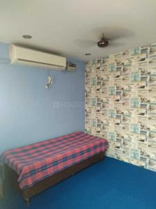 Bedroom Image of Vivek PG in Lajpat Nagar