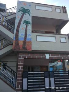 Gallery Cover Image of 800 Sq.ft 1 BHK Independent House for rent in Krishnarajapura for 8000