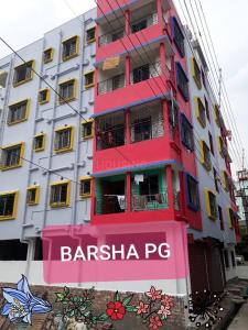Building Image of Versha PG in New Town