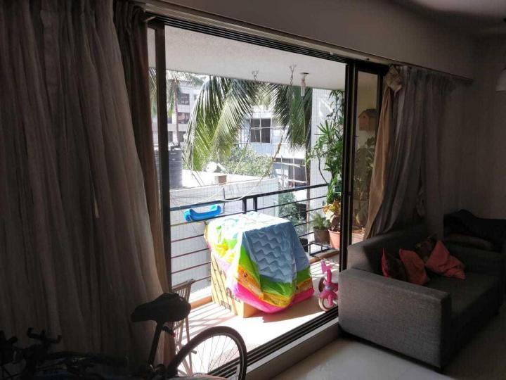 Living Room Image of 1200 Sq.ft 3 BHK Apartment for rent in Chembur for 55000