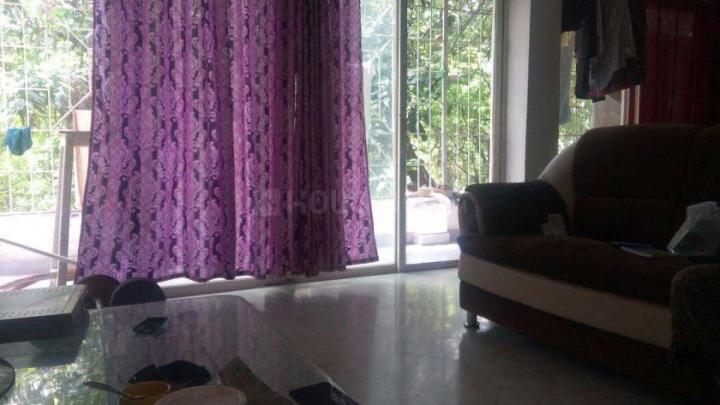 वादगांव शेरी में बॉइज़ एंड गर्ल्स पीजी के लिविंग रूम की तस्वीर