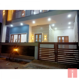 Gallery Cover Image of 2157 Sq.ft 3 BHK Villa for buy in Aman Vihar for 7900000