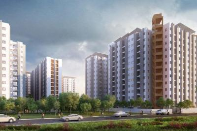 Gallery Cover Image of 400 Sq.ft 1 BHK Apartment for buy in Eden Solaris Joka Phase 1, Pailan for 1125000