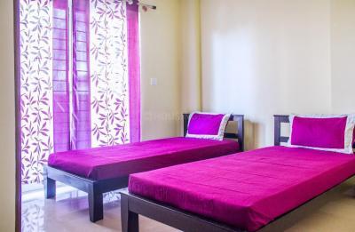Bedroom Image of 302-silkeen Apartment in Bilekahalli
