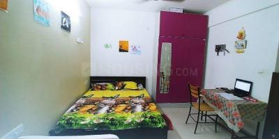 Gallery Cover Image of 1285 Sq.ft 2 BHK Apartment for rent in Saroj Harmony, Halasahalli for 20000