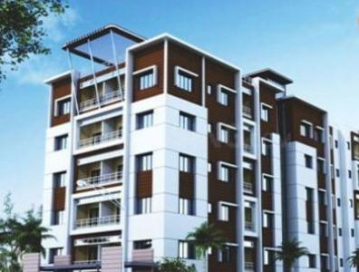 Gallery Cover Image of 1240 Sq.ft 2 BHK Apartment for buy in Pragathi Nagar for 4285440