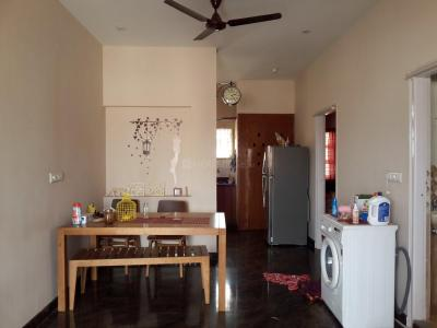 Gallery Cover Image of 950 Sq.ft 2 BHK Independent Floor for rent in Jogupalya for 21000
