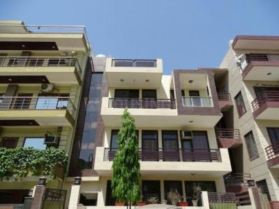 Gallery Cover Image of 955 Sq.ft 1 BHK Independent Floor for rent in Sector 5 for 11999