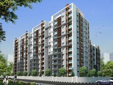 Gallery Cover Image of 1212 Sq.ft 2 BHK Apartment for buy in Ameerpet for 11100432