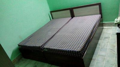 Bedroom Image of Govinda PG in Pitampura