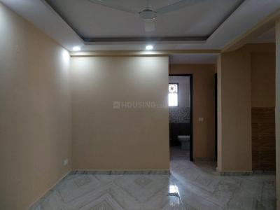 Gallery Cover Image of 1250 Sq.ft 3 BHK Independent Floor for rent in Chhattarpur for 18000