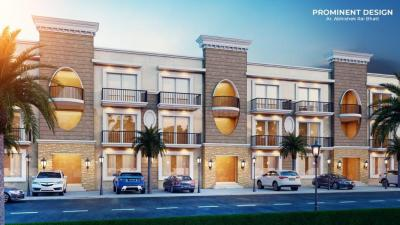Gallery Cover Image of 900 Sq.ft 2 BHK Apartment for buy in Kharar for 2691000