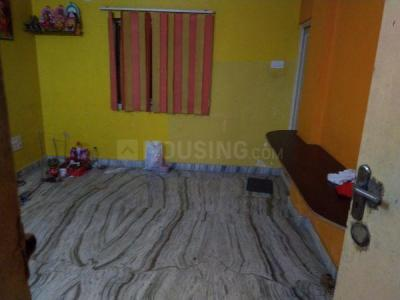 Gallery Cover Image of 550 Sq.ft 1 BHK Apartment for rent in Paschim Putiary for 9500