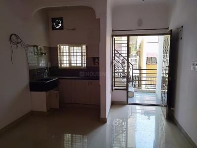 Gallery Cover Image of 454 Sq.ft 1 BHK Independent Floor for rent in Murugeshpalya for 13500