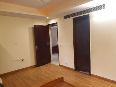 Gallery Cover Image of 1500 Sq.ft 3 BHK Independent Floor for rent in Greater Kailash for 100000