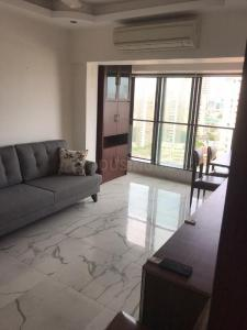 Gallery Cover Image of 600 Sq.ft 1 BHK Apartment for rent in Pushpak Apartment, Malabar Hill for 100000