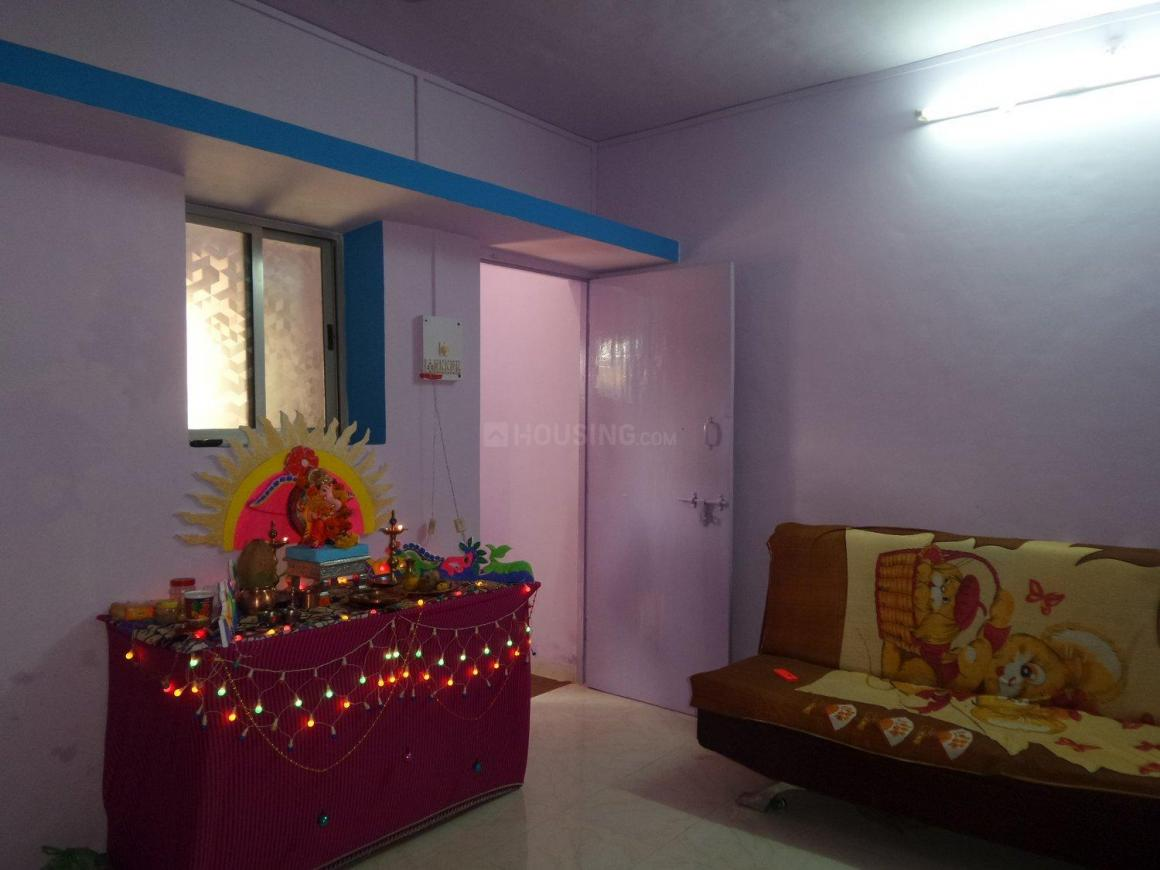 Bedroom Image of 300 Sq.ft 1 RK Independent House for buy in Yerawada for 1500000