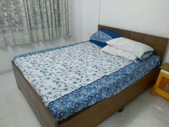 Bedroom Image of 1132 Sq.ft 2 BHK Apartment for rent in Wakad for 22000