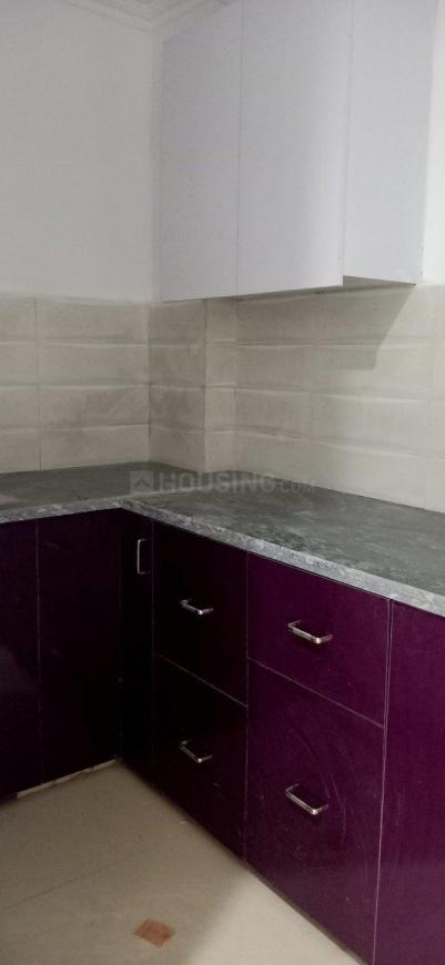Kitchen Image of 850 Sq.ft 2 BHK Independent Floor for rent in Chhattarpur for 12000
