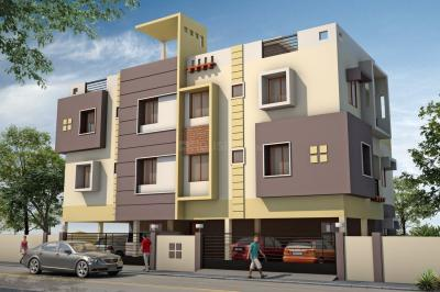 Gallery Cover Image of 1168 Sq.ft 3 BHK Apartment for buy in Kundrathur for 3800000