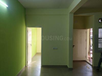 Gallery Cover Image of 900 Sq.ft 1 BHK Independent Floor for rent in Ganganagar for 9500