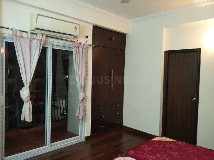 Bedroom Image of 1000 Sq.ft 2 BHK Apartment for rent in Sector 76 for 22000