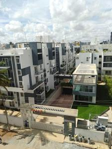 Gallery Cover Image of 1163 Sq.ft 2 BHK Apartment for buy in Trendsquares Ortus, Amrutahalli for 6500000