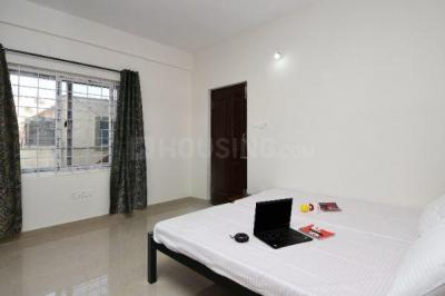 Bedroom Image of Oyo Life Blr2287 in Hebbal