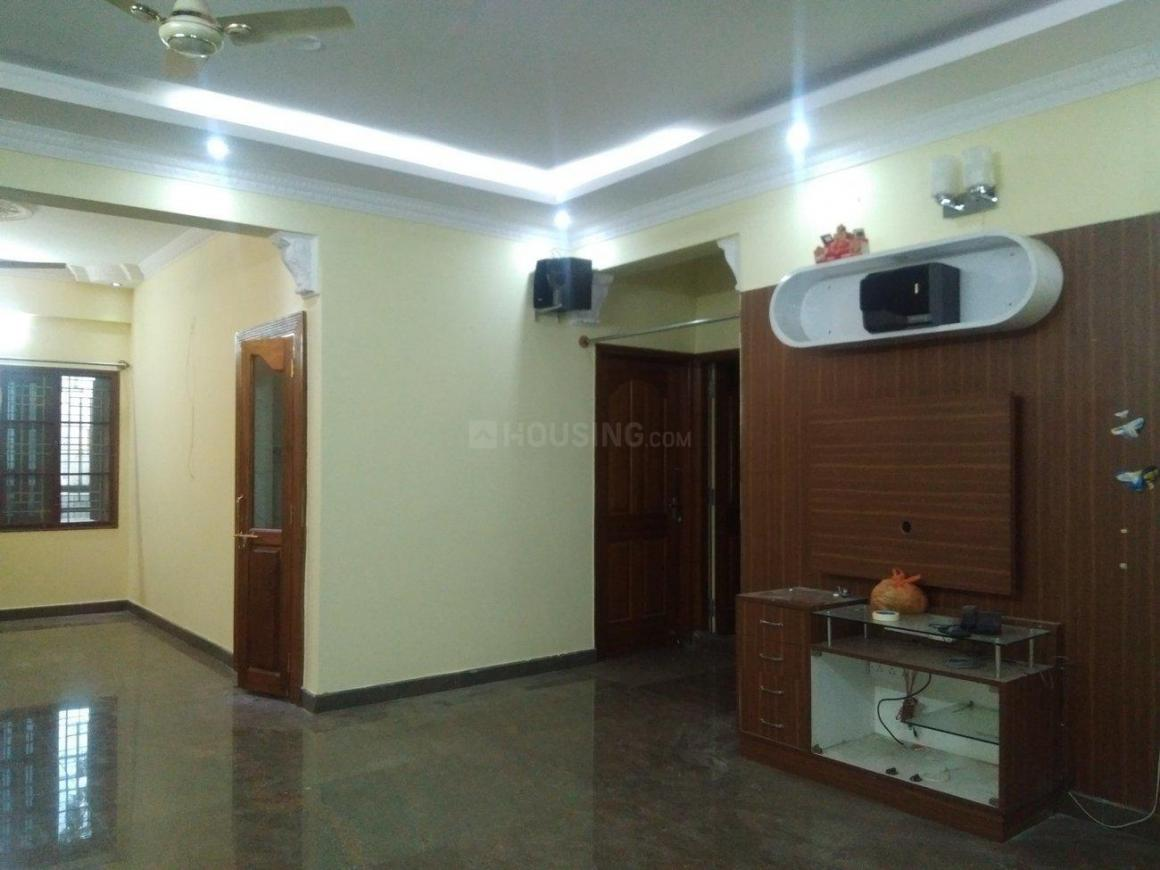 Living Room Image of 1450 Sq.ft 3 BHK Apartment for rent in RR Nagar for 20000