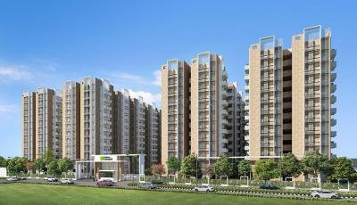 Gallery Cover Image of 1150 Sq.ft 2 BHK Apartment for buy in Ambience Courtyard, Manikonda for 6440000