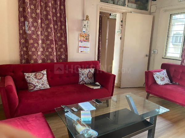 Hall Image of 1000 Sq.ft 2 BHK Apartment for buy in Somwar Peth for 6500000