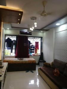 Gallery Cover Image of 550 Sq.ft 1 BHK Apartment for rent in Kalwa for 110000