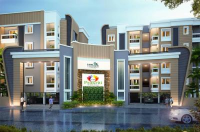Gallery Cover Image of 905 Sq.ft 2 BHK Apartment for buy in LML Prakriti, Tambaram for 4530000