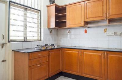Kitchen Image of Navina Residency Flat No 302 in Hakimpet