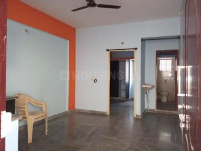Gallery Cover Image of 500 Sq.ft 1 BHK Independent Floor for rent in Byrathi for 8500
