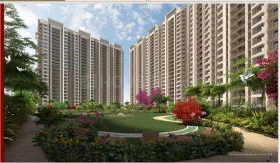 Gallery Cover Image of 518 Sq.ft 1 BHK Apartment for buy in Regency Anantam, Dombivli East for 4145000