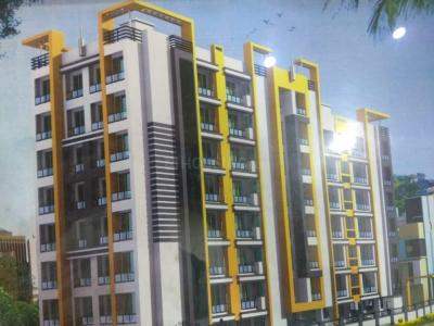 Gallery Cover Image of 618 Sq.ft 1 BHK Apartment for buy in Shivsai Bharat Residency, Kalyan West for 5209000