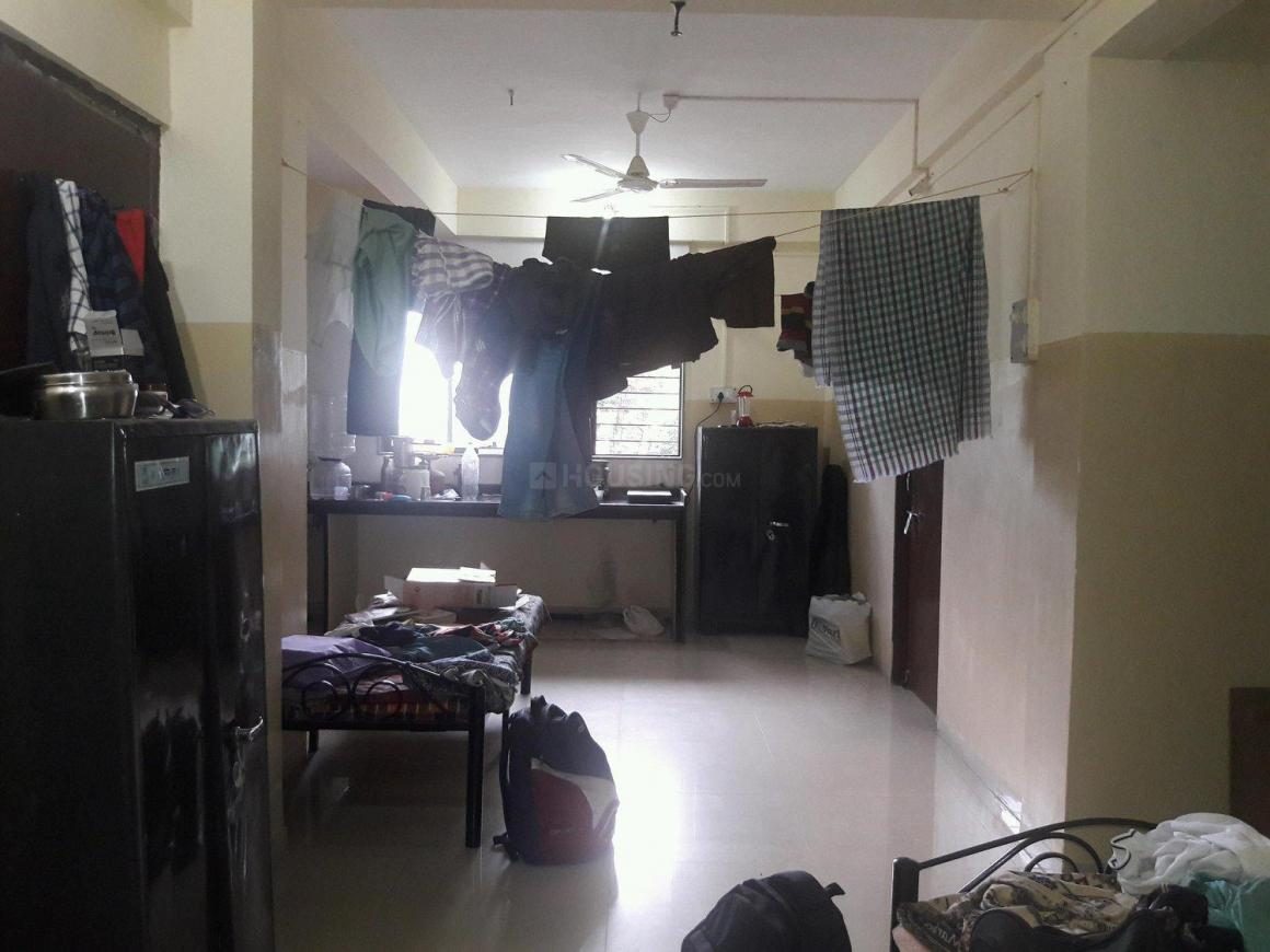 Living Room Image of 950 Sq.ft 2 BHK Independent Floor for rent in Bibwewadi for 18000