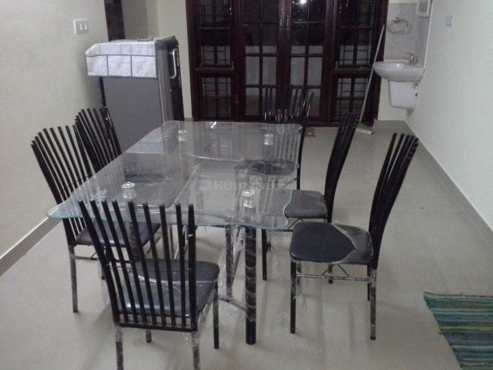 Dining Area Image of Aasphire Heights in Marathahalli