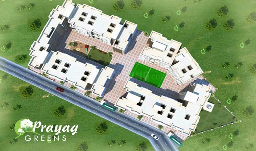 Brochure Image of 615 Sq.ft 1 BHK Independent Floor for buy in Karjat for 1660500