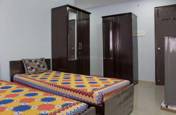 Bedroom Image of 1000 Sq.ft 1 RK Apartment for rent in Kukatpally for 11300