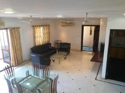 Gallery Cover Image of 2600 Sq.ft 3 BHK Apartment for rent in Hitech City for 55000