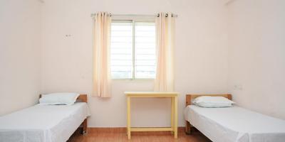 Bedroom Image of Aarusha Homes in HBR Layout
