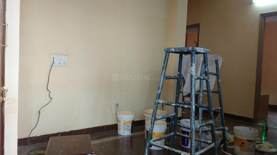 Living Room Image of 600 Sq.ft 1 BHK Independent House for rent in J. P. Nagar for 10000