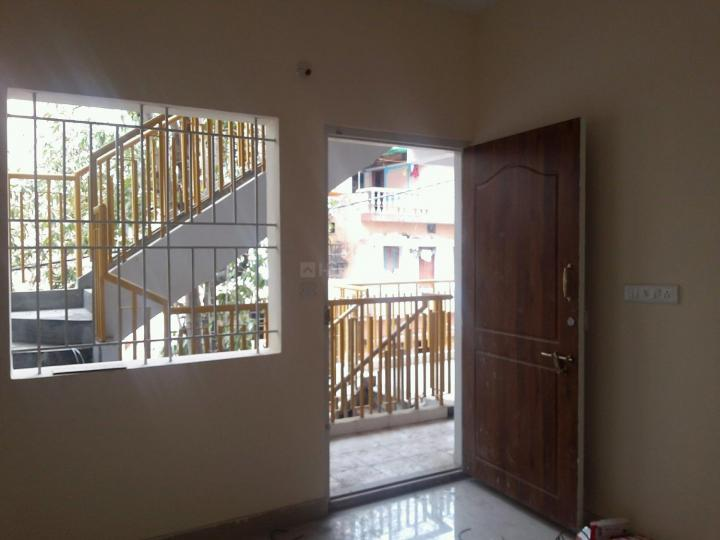 Living Room Image of 500 Sq.ft 1 BHK Apartment for rent in Rajajinagar for 10000
