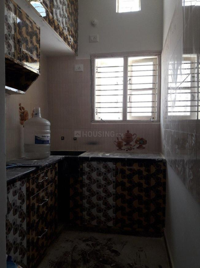 Kitchen Image of 500 Sq.ft 2 BHK Independent House for buy in Ramamurthy Nagar for 4300000
