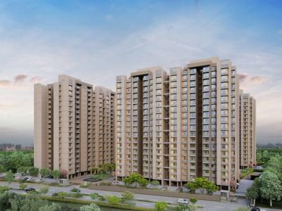 Gallery Cover Image of 2013 Sq.ft 3 BHK Apartment for buy in Goyal Orchid Legacy, Shela for 8533943