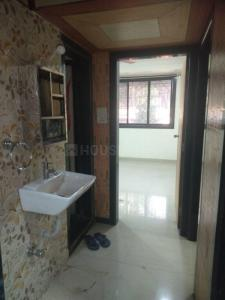 Gallery Cover Image of 1100 Sq.ft 2 BHK Apartment for rent in Saptrishi Apartments, Nerul for 23000