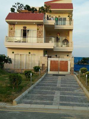 Building Image of 2330 Sq.ft 3 BHK Villa for buy in Yeida for 9553000