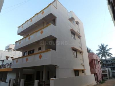 Gallery Cover Image of 600 Sq.ft 1 BHK Independent Floor for rent in Yemalur for 8500